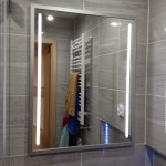 lustro pod+Ťwietlane LED